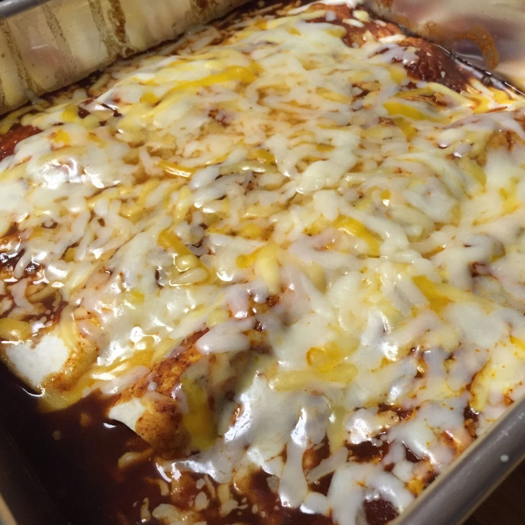 Easy Beef Enchiladas | Friday Night Cooking