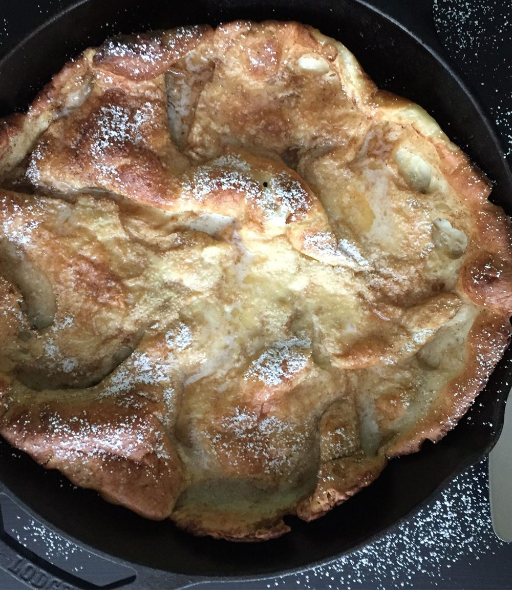 Dutch Baby Pancake | Friday Night Cooking
