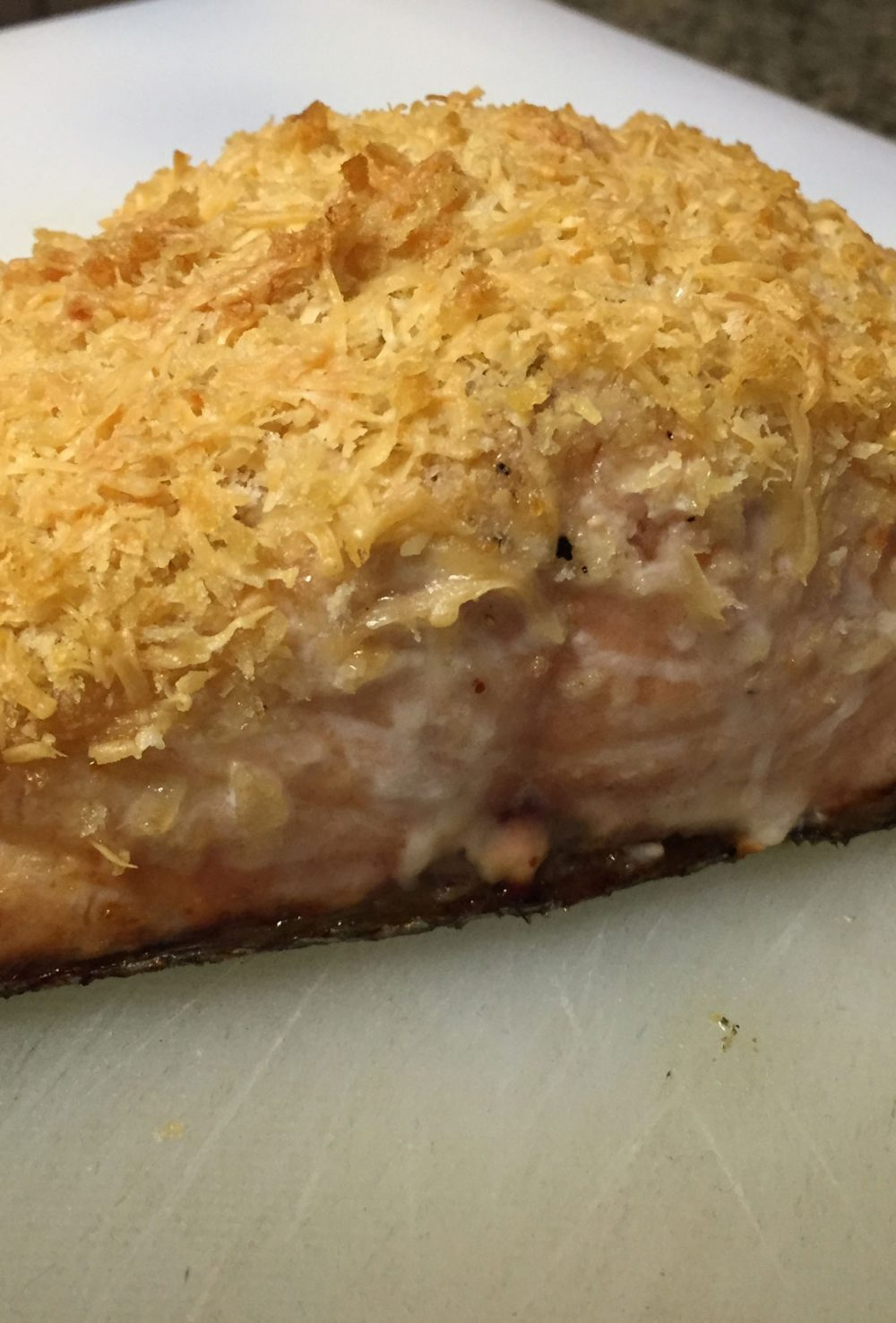 Parmesan Crusted Salmon | Friday Night Cooking
