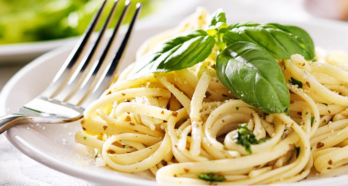 Pasta Aglio e Olio | Friday Night Cooking