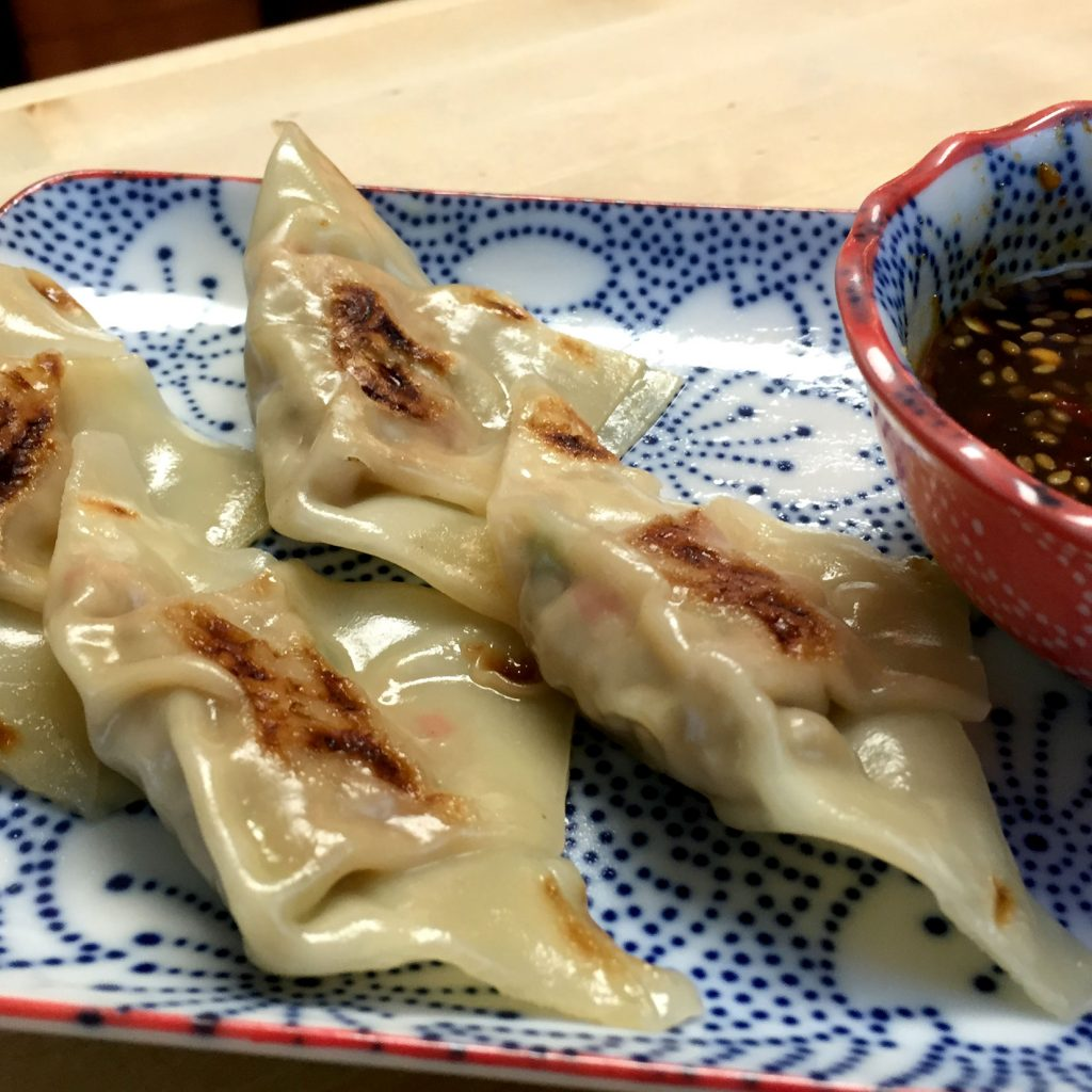 Steamed Pot Stickers | Friday Night Cooking