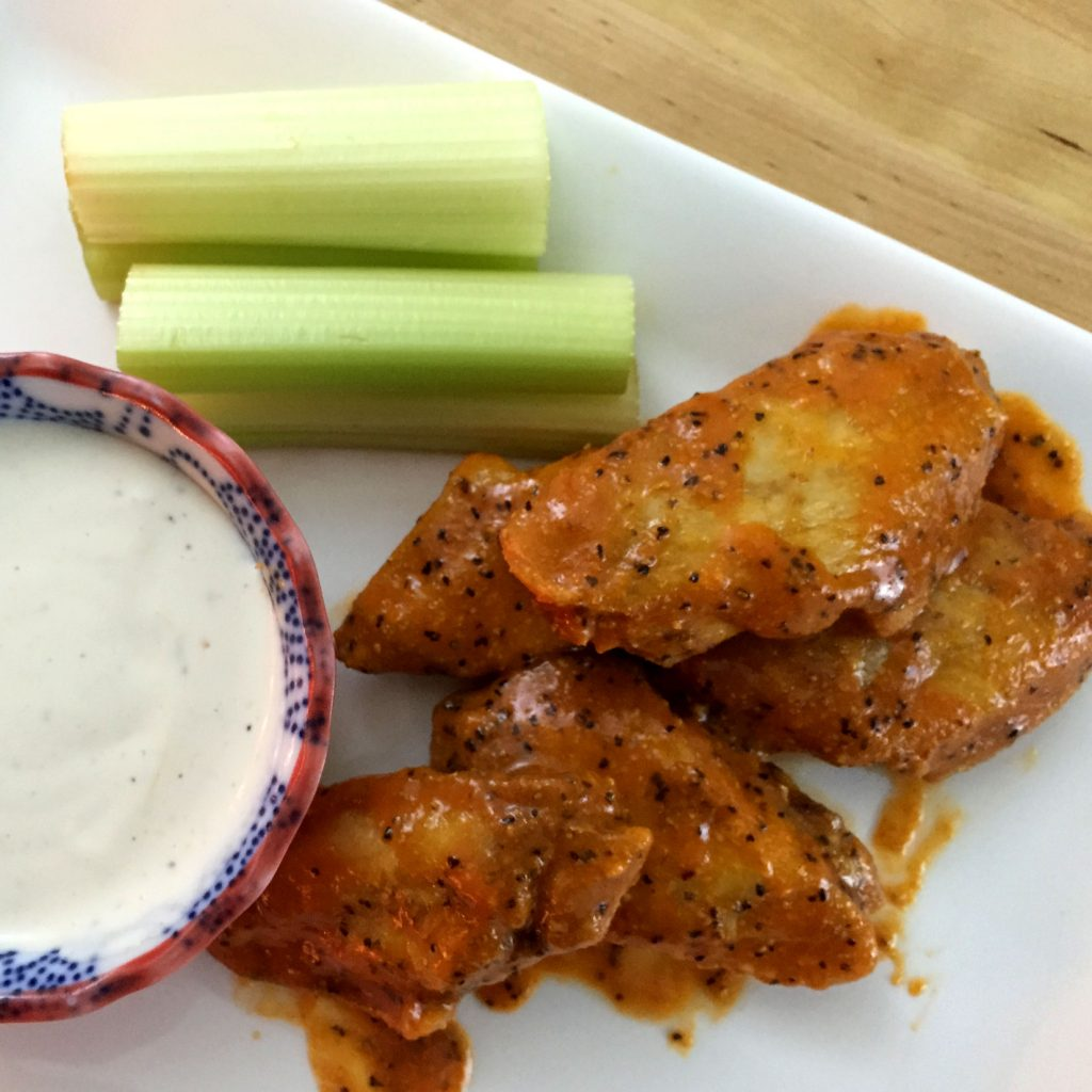 Spicy Buffalo Chicken Wings | Friday Night Cooking