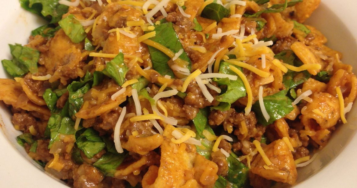 Fritos Taco Salad | Friday Night Cooking