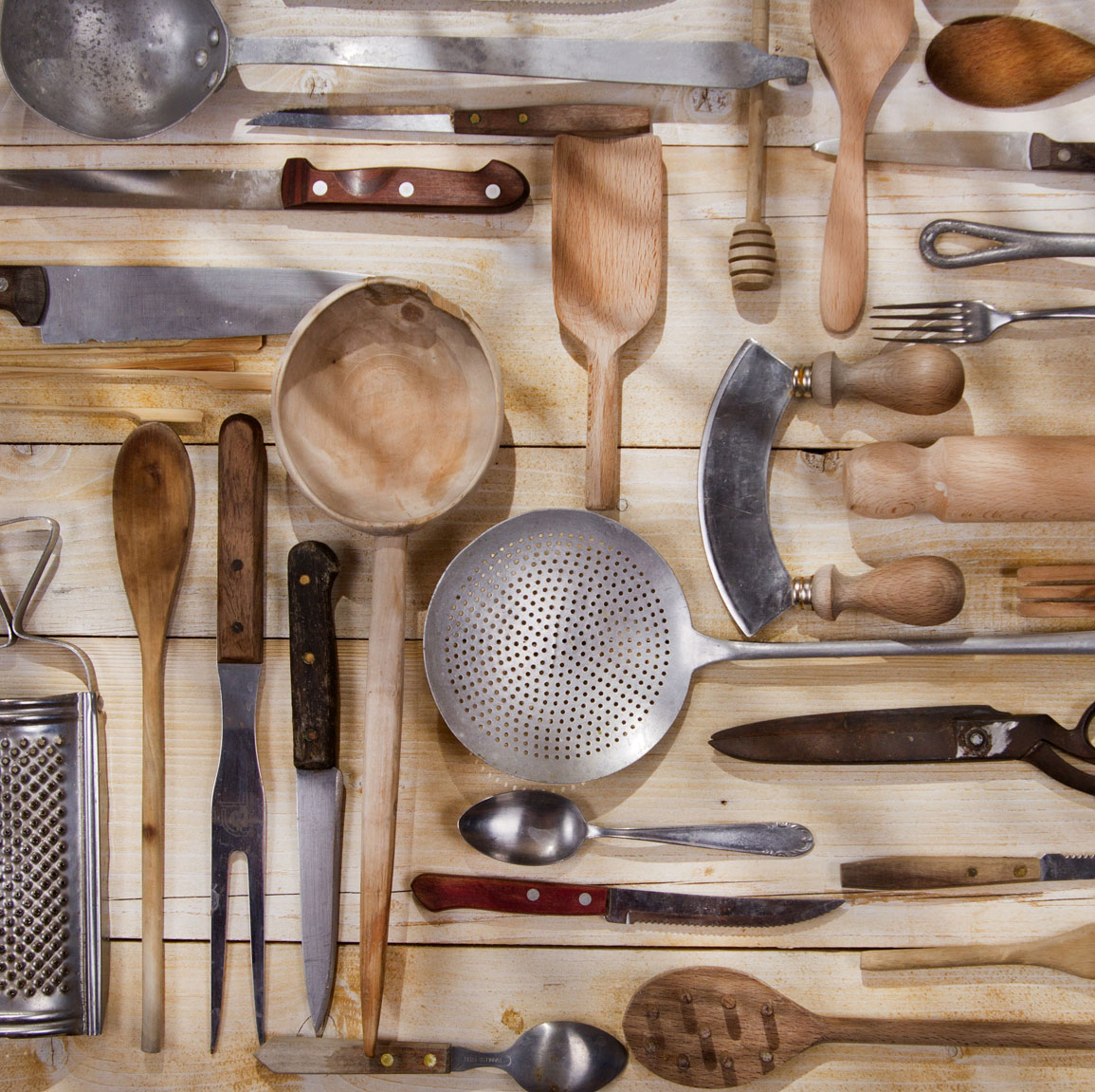 Kitchen Tools: Beginners Guide: Top 10 Kitchen Tools