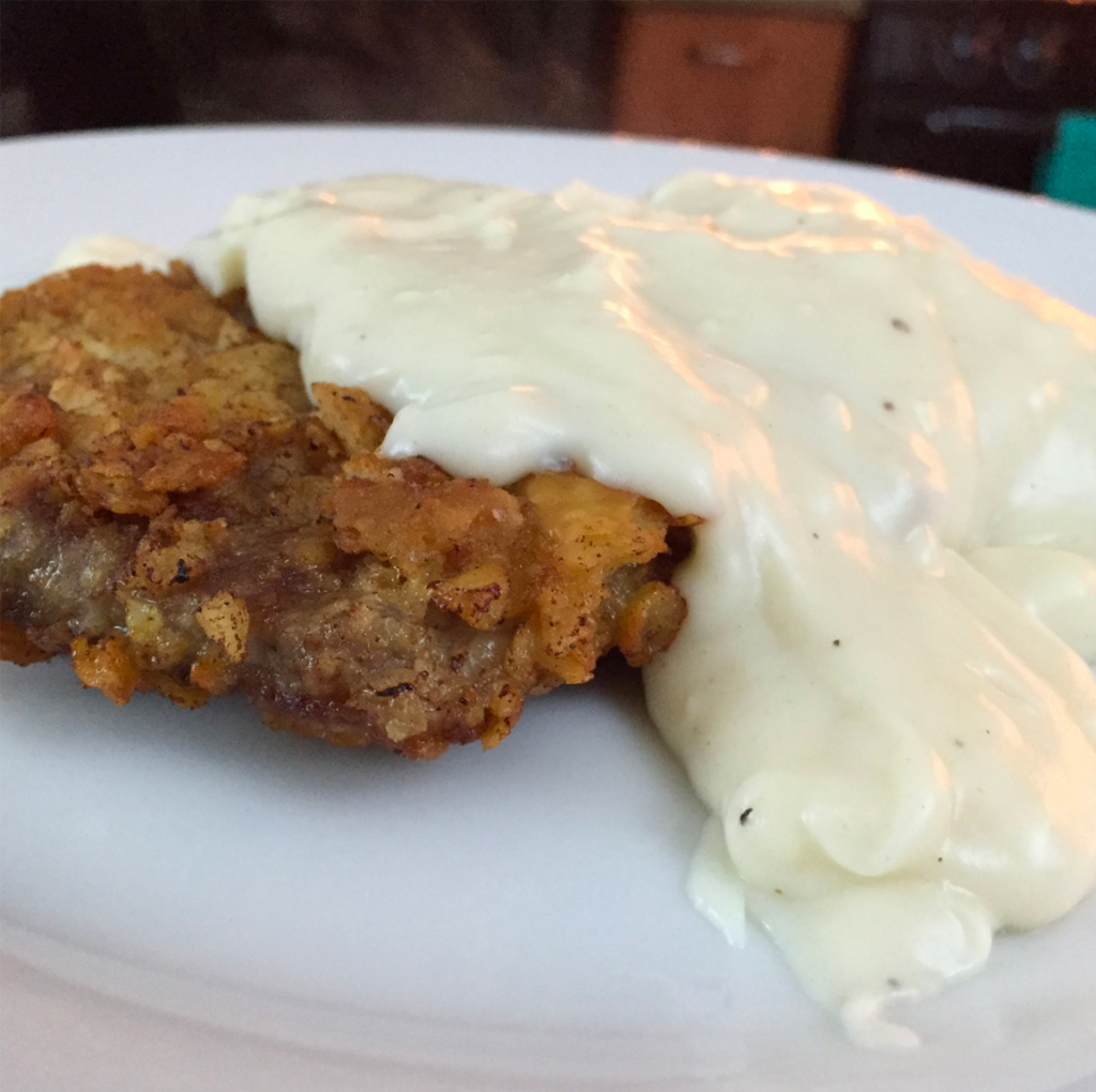Southern Country Fried Steak